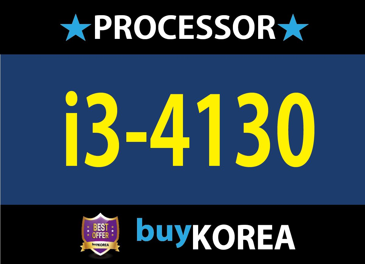 Online Shoping Mall Processor I3 4130
